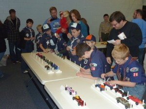 2013 Pinewood Derby Pack 28 1.26.13 (2)