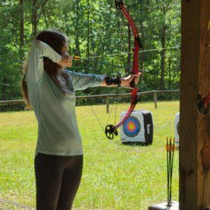 Archery - Camp Bud Schiele - July 2021