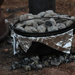 Cast Iron Cooking - Camping Trip