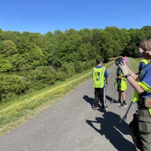Lake Lynn and Hare Snipe Trail Cleanup -