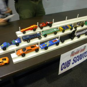 Pack 28 Pinewood Derby