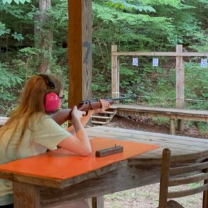 Shooting Sports - Camp Bud Schiele - July 2021