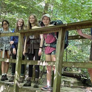 Test Hike - Eight Miles -